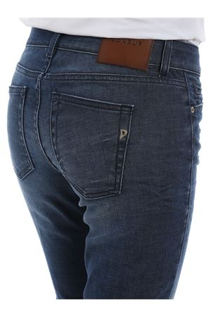 Gaynor skinny fit low waist jeans DONDUP | 24 | DP238DS0199T67BPDD800