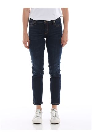 Bakony slim fit low rise dark wash jeans DONDUP | 24 | DP266DS0112T58TPDD800