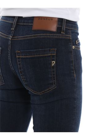 Jeans slim Bakony a lavaggio scuro DP266DS0112T58TPDD800 DONDUP | 24 | DP266DS0112T58TPDD800
