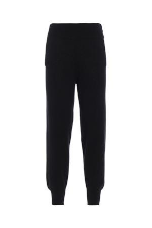 Lurex knitted wool blend trousers DONDUP | 20000005 | DP365M00601002PDD999