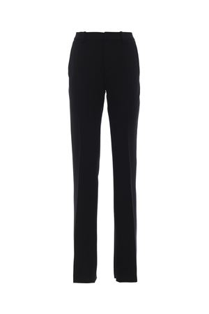Saffie black stretch wool trousers DONDUP | 20000005 | DP380WS0123XXXPDD999