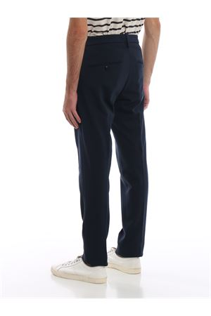 Pantaloni Gaubert in jersey punto stoffa UP235JS0108XXXDU890 DONDUP | 24 | UP235JS0108XXXDU890