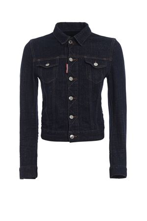 Classic Jean jacket DSQUARED2 | 3 | S75AM0590S30638470