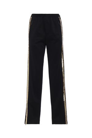 Tracksuit bottoms with golden side bands DSQUARED2 | 20000005 | S75KA0906S25254963