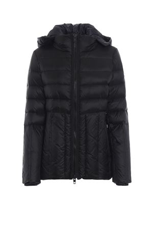 Hooded padded jacket with double front FAY | 783955909 | NAW32373100GOS694A