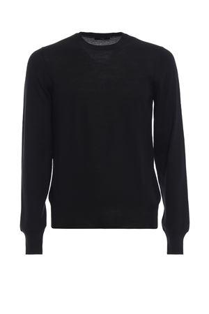 Extra fine wool black sweater FAY | 20000006 | NMMC1372660KREB999