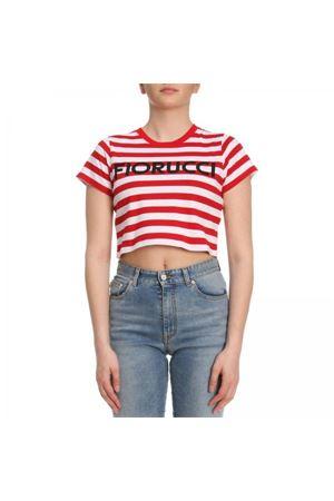 t-shirt FIORUCCI | 8 | STRIP001REDWHITE