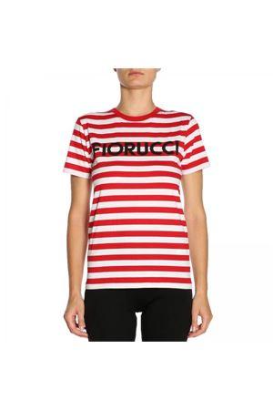 t-shirt FIORUCCI | 8 | STRIP003REDWHITE