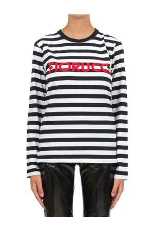 t-shirt m/l FIORUCCI | 8 | STRIP006BLACKWHITE
