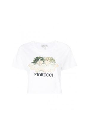 t-shirt FIORUCCI | 8 | WMLSS18VANTEEWHITE