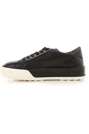 Black lace-up R320 sneaker HOGAN | 120000001 | HXW3200AG80JCWB999