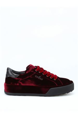 Velvet low top R320 sneakers HOGAN scarpe | 120000001 | HXW3200AL50JP90663
