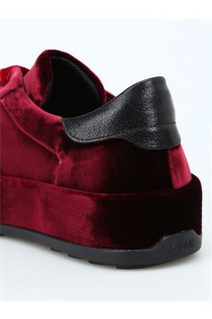 Velvet low top R320 sneakers HOGAN | 120000001 | HXW3200AL50JP90663