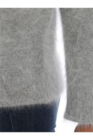 Incredibly soft angora and wool crewneck JACOB COHEN | 7 | J2146F01341N900