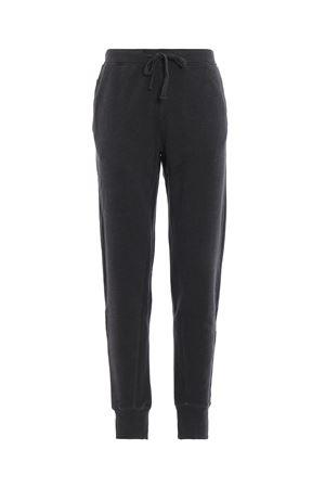Dark grey basic sweat pants MAJESTIC | 20000005 | J508HPA003088