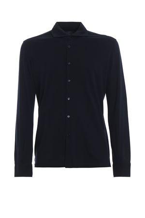 Black cotton jersey long sleeve shirt MAJESTIC | 6 | J509HCH006003