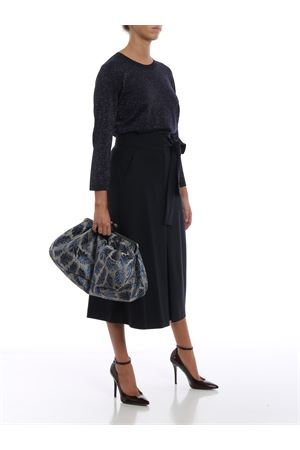 Vista wool gabarine high-waisted culottes MAX MARA | 20000005 | 5136018300010373002