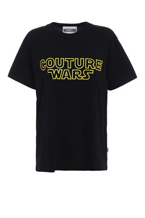 Couture Wars T-shirt MOSCHINO | 8 | 07015440A3555