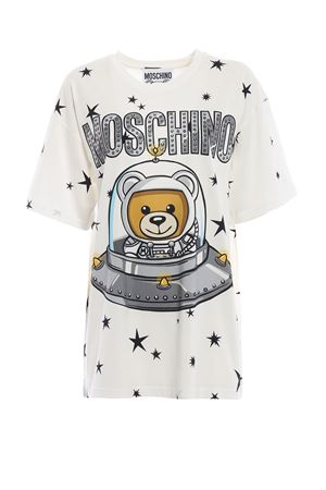 Space teddy bear Moschino over T-shirt MOSCHINO | 8 | 07035440A1002