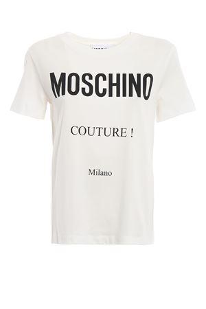 Moschino Couture white Tee MOSCHINO | 8 | 07065540A1002