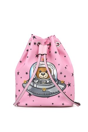 Ufo Teddy bucket bag MOSCHINO | 5032270 | 84468210A1221