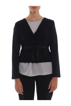 Short cardigan with stretch cotton sleeves PAOLO FIORILLO CAPRI | 39 | 1324412875099
