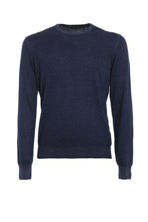 Cashmere crew neck basic sweater PAOLO FIORILLO CAPRI | 7 | 4518826290905