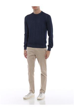 Cashmere crew neck basic sweater PAOLO FIORILLO CAPRI   7   4518826290905