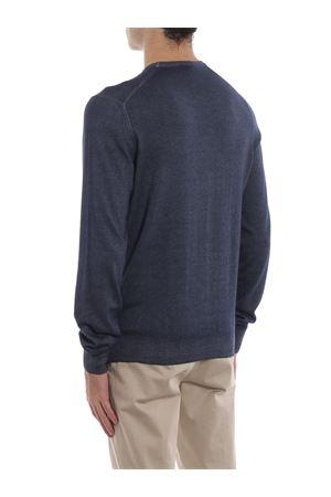 Cashmere crew neck basic sweater