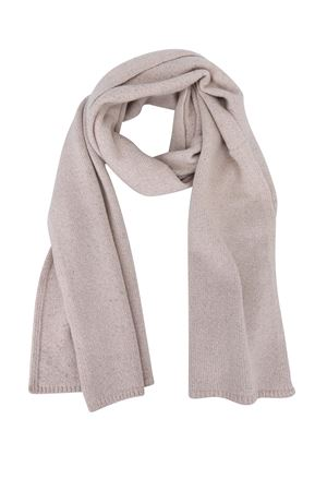 Lurex and wool knit soft scarf PAOLO FIORILLO CAPRI | 61 | 67332456