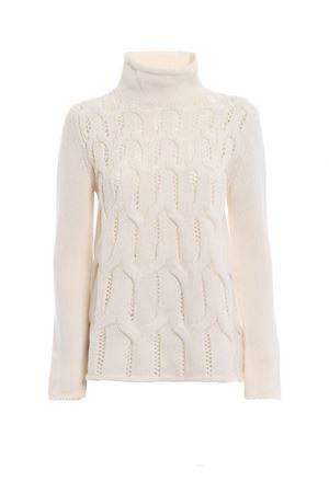 Dolcevita bianco lana merinos PAOLO FIORILLO CAPRI | 10000016 | 68000502