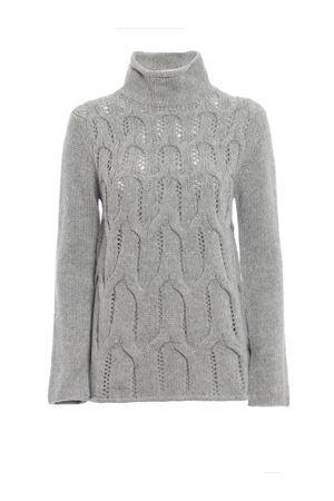 Dolcevita grigio lana merinos PAOLO FIORILLO CAPRI | 10000016 | 68000525