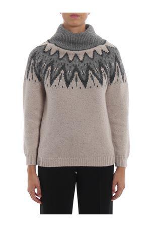 Alpine style alpaca and cashmere sweater PAOLO FIORILLO CAPRI | 7 | 68228556