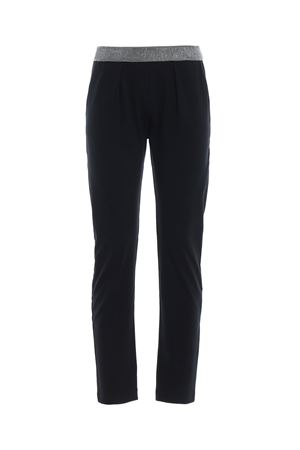 Pull on crop trousers PAOLO FIORILLO CAPRI | 20000005 | 7620486123106