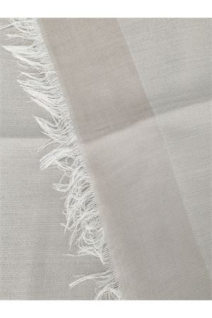 Shimmering wool and silk blend fringed scarf PAOLO FIORILLO CAPRI | 77 | 9020088710100