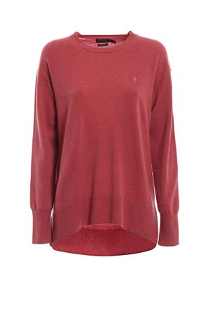 Melange merino wool over sweater POLO RALPH LAUREN | 1 | 211704891005
