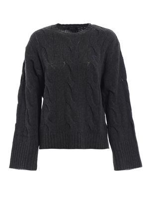 Twist knit merino sweater with wide sleeves POLO RALPH LAUREN | 1 | 211726832001