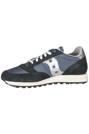 Saucony Originals Vintage Blu Navy/Argento SAUCONY | 5032238 | 7036804