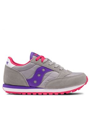 jazz original kids SAUCONY | 5032238 | SK159612YGREYPURPLE
