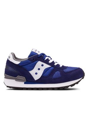shadow original kids SAUCONY | 5032238 | SK259597BLUEWHITE