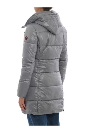 Luck7 ultralight grey nylon padded coat SAVE THE DUCK | 783955909 | D4043WLUCK71182