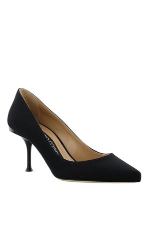 Court shoes with back logo plaque SERGIO ROSSI | 5032240 | A81750MTE1341000126