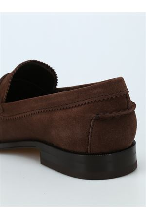 Mocassino in pelle scamosciata XXM0RO00640RE0S402 TOD