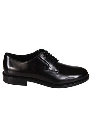 Brushed leather Derby shoes TOD