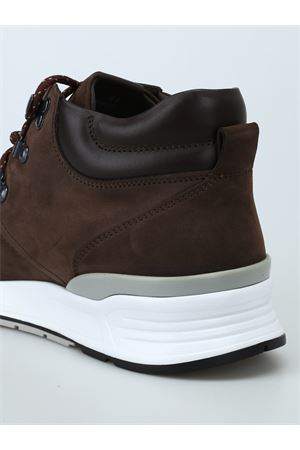 Ankle Boots in Nubuck TOD
