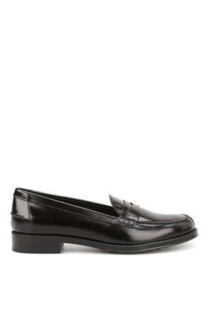 Leather loafer TOD