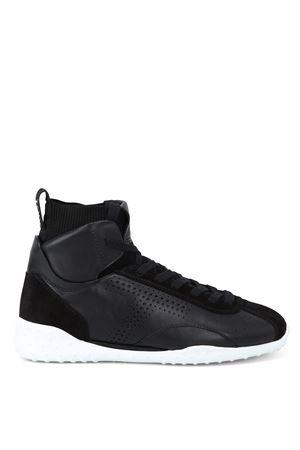Sneaker in pelle XXW14B0AC60IRAB999 TOD