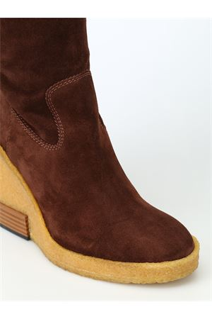 Boots in Suede TOD