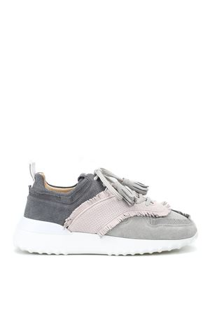 Sneakers in Suede TOD