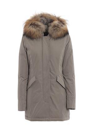Piumino Luxury Arctic color tortora WOOLRICH | 10000013 | WWCPS2604CF407204